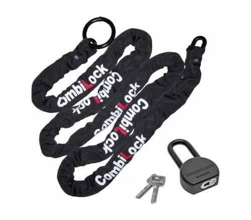 combilock låskätting klass-3 lås