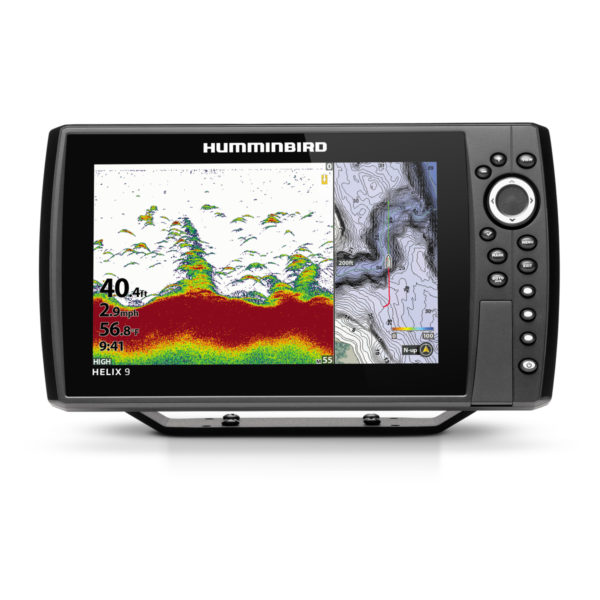 Humminbird Helix 9 CHIRP DS GPS G3N