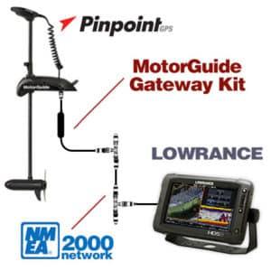 Motorguide pinpoint gateway kit