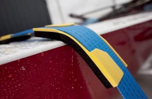 attwood tie-down spännband chock-a-block lastskydd spännbandsskydd