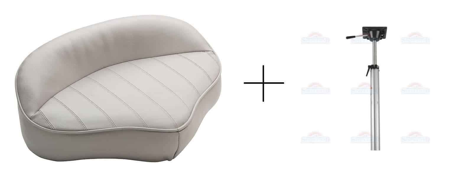 ståstol procasting seat luftdämpad piedestal