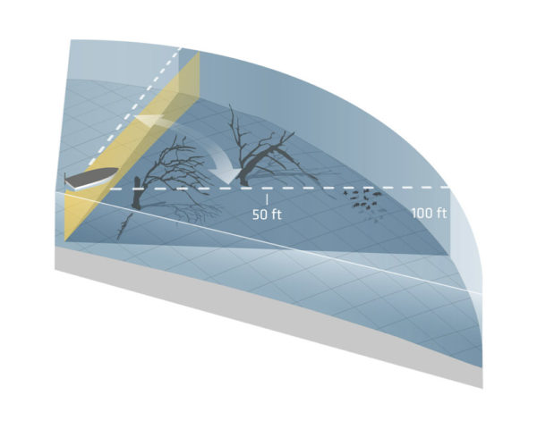 HUMMINBIRD AS 360 X SSI AKTERGIVARE 360 givare