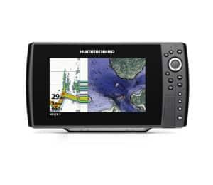 HUMMINBIRD HELIX 9 CHIRP GPS G2N ekolod plotter