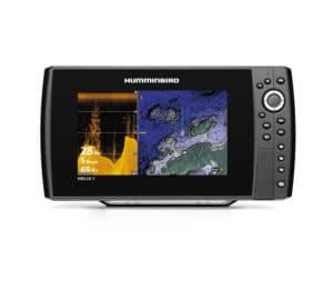 HUMMINBIRD HELIX 9 CHIRP DI GPS G2N ekolod plotter