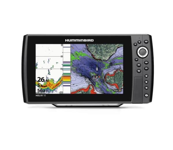 HUMMINBIRD HELIX 10 CHIRP GPS G2N ekolod plotter