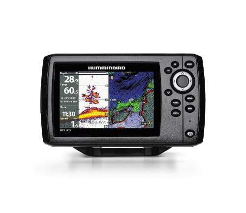 humminbrid HELIX 5 CHIRP GPS G2 ekolod gps