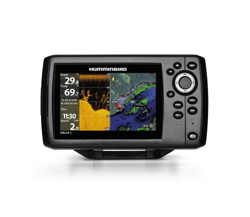 HUMMINBIRD HELIX 5 CHIRP DI GPS G2 ekolod gps