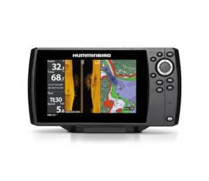HUMMINBIRD HELIX 7 CHIRP SI GPS G2N ekolod plotter