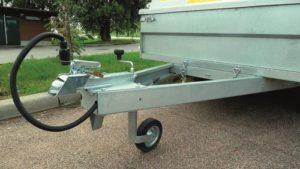 släpvagnslås trailerlås tylock
