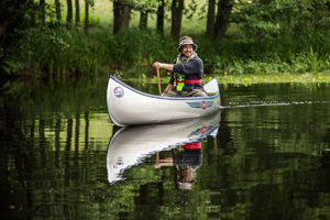 linder inkas 465 boat båt kanot westgear