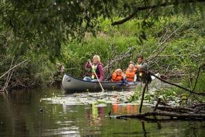 linder inkas 525 boat båt kanot westgear