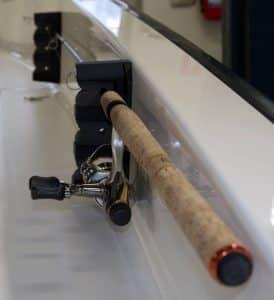 micore 460 fishing tiller boat båt