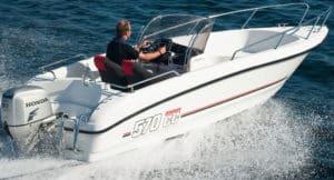 micore 570 cc boat båt westgear
