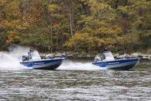 sportsman 445 catch boat båt westgear