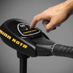 MINN KOTA TRAXXIS maximizer elmotor