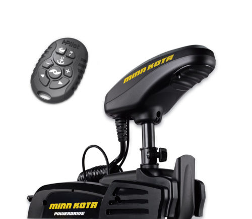 "minn kota PowerDrive BT 45 IP micro 54"" frontmonterad elmotor"