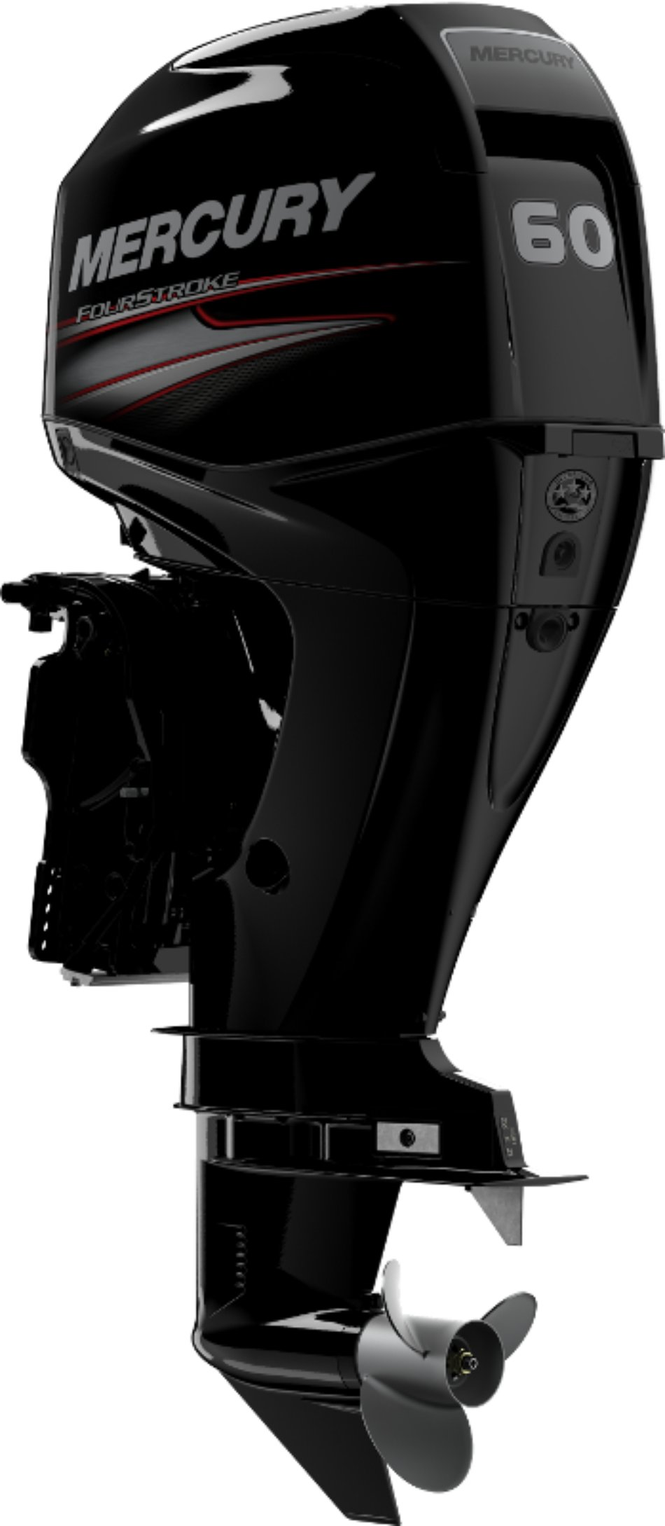 mercury fourstroke 40 60 hk