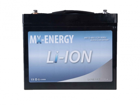 MX liion 60aH