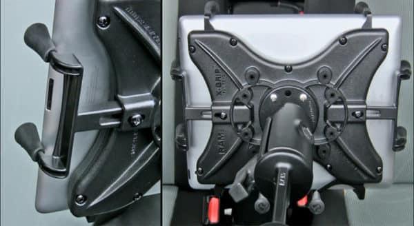 RAM X-GRIP hållare för surfplatta