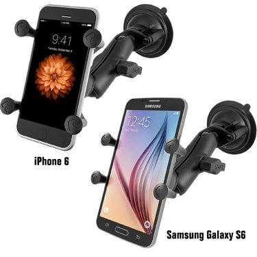 RAM X-GRIP komplett mobiltelefonhållare