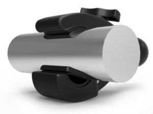RAM Mugghållare med Tough-Claw bas