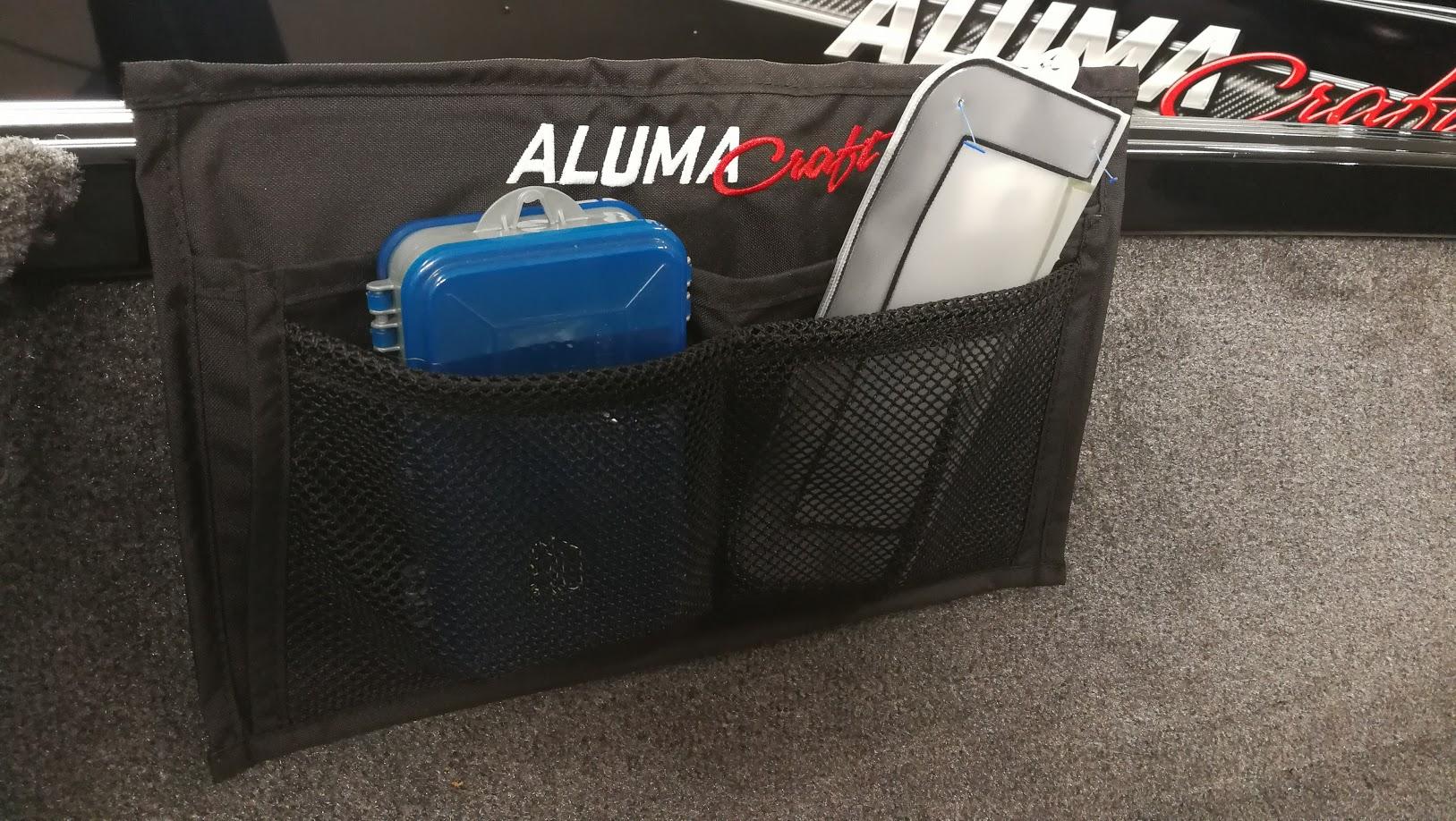 alumatrac hållare 3 fack