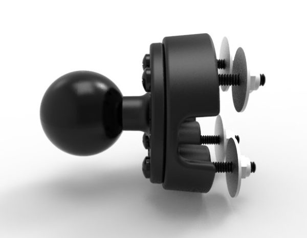 RAM Kabelgenomföring för B- och C kula