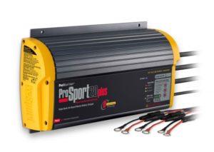 ProSport 12V 20A PFC, 3 kanals batteriladdare