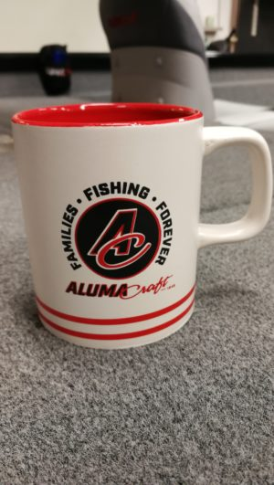 alumacraft kaffemugg
