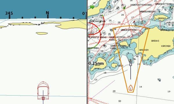 navionics nav+ small s2 sjökort