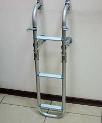 badstege aluminium