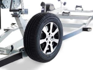 Fogelsta reservhjulshållare 103789