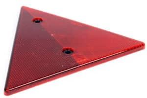 reflextriangel röd 105664