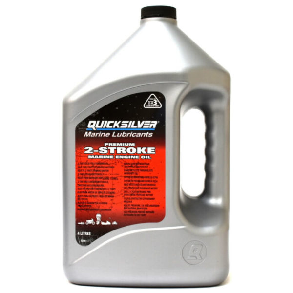 mercury premium 2-takts olja