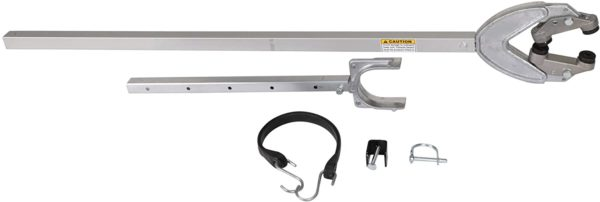 Attwood SP-424-ADJ-RB akterspegelsavlastare transom saver