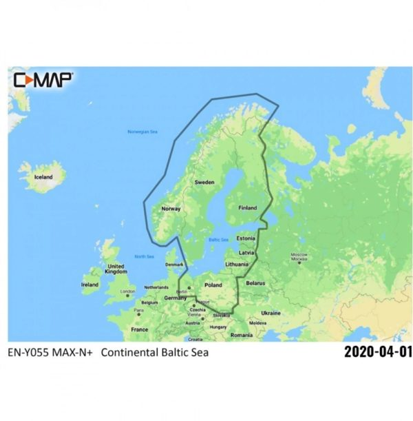 BALTIC SEA CONTINENTAL-MAX-N+ Y055